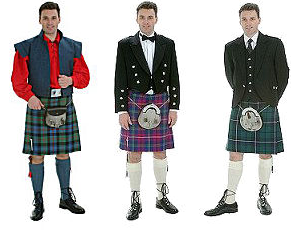 Highland Dress Hire